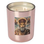 Candles By Eleni - St Nicholas Livani Rose Gold 500g