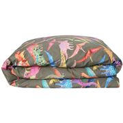 Kip & Co - Dino Earth Cotton Quilt Cover Single