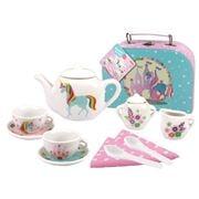 Champion - Unicorn Porcelain Tea Set 13pce