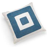ThemisZ - The Infinity Cushion Blue