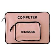 Bag All - Computer Case Pink Small