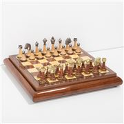 Italfama - Complete Chess / Checker / Backgammon Set