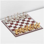 Italfama - Chess Checker Backgammon Magnetic Set