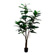 Cafe Lighting - Rubber Artificial Tree 180cm