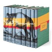 Collectors Library - Ernest Hemingway Elephant Set 9pce