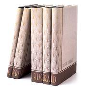Collectors Library - F. Scott Fitzgerald Art Deco Set 5pce