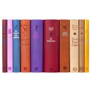 Collectors Library - Dive Into the Past Book Set 10pce