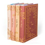 Collectors Library - Little Women Book Set 4pce