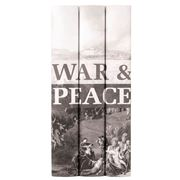 Collectors Library - War And Peace Set 3pce