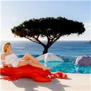MX Luxury St Tropez - XL Lobster Outdoor Lounge/Float
