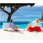 MX Luxury St Tropez - XL Lounge/Float Red