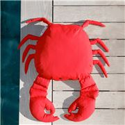 MX Luxury St Tropez - S Crab Velvet Cushion