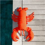MX Luxury St Tropez - S Lobster Velvet Cushion