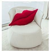 MX Luxury St Tropez - S Lips Velvet Cushion