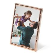 Luxe By Peter's - Duchess Photo Frame Rose Gold 13x18cm