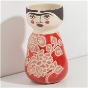 Jones & Co - Rosy Frida Vase
