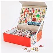 Journey Of Something - Memory Lane Puzzle 500pce