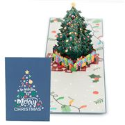 Colorpop - Christmas Tree Pop Up Card Medium