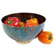 Julia Knight - Sierra Bowl Rainbow Bronze 25cm