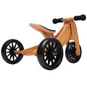 Kinderfeets - Tiny Tot 2 in 1 Trike Bamboo