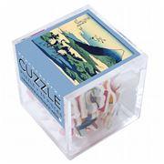 Puzzle Michèle Wilson - Umezawa by Katsushika Hokusai