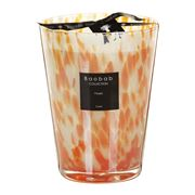 Baobab - Coral Pearls Candle 24cm