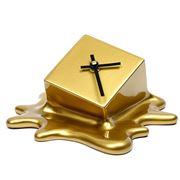Antartidee - Magma Clock Glossy Gold