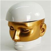 Antartidee - Miss Holder Gold & White
