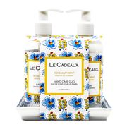 Le Cadeaux - Rosemary Mint Hand Cream & Hand Wash Set 3pce