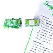 Le Cadeaux - Zest Of Lime Kitchen Soap & Tea Towel Gift Set