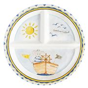 Baby Cie - Adventure Awaits Nautical Section Plate