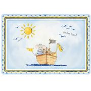 Baby Cie - Adventure Awaits Nautical Placemat