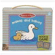 Melissa & Doug - Natural Play Book & Game Mamas and Babies