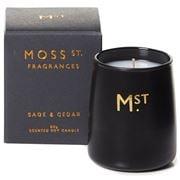 Moss St - Sage & Cedar Candle 80g