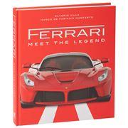 Book - Ferrari Meet The Legend