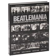 Book - Beatlemania Four Photographers On The Fab Four
