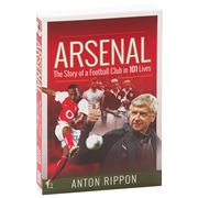 Book - Arsenal The Story Of A Football Club In 101 Lives