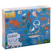Games - Ocean Anatomy Puzzle 500pce
