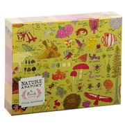 Games - Nature Anatomy Puzzle 500pce