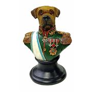 Luxe By Peter's - Boxer Resin Statue 21cm