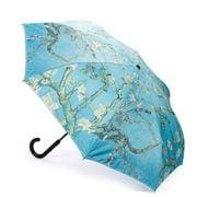 Galleria - Reverse Close Umbrella Monet Almond Blossom