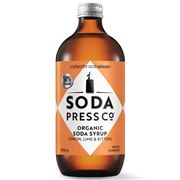 SodaStream - Soda Press Co Lemon, Lime & Bitters 500ml