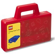 LEGO - Sorting Case To Go Red
