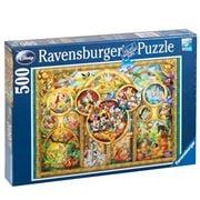 Ravensburger - Disney Family Puzzle 500pce