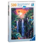 Ravensburger - Magical Waterfall Puzzle 500pce