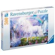 Ravensburger - Mystic Steeds Jigsaw  Puzzle 500pce