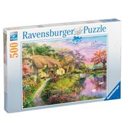 Ravensburger - Country House Puzzle 500pce
