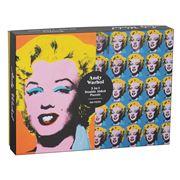 Galison - Double Sided Warhol Marilyn Puzzel 500pce