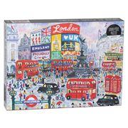 Galison - Michael Storrings London Jigsaw Puzzle 1000 Piece