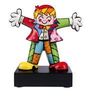 Goebel - Romero Britto Pop Art 'Hug Too' Figurine 15cm